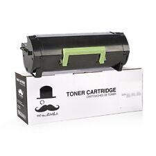 Moustache® 601 60F1000 Black Toner Cartridge For Lexmark MX611dfe MX610de