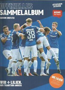Sticker Stars SV Darmstadt 98 Sticker 2021/2022 limitiert von Rewe und Darmstadt