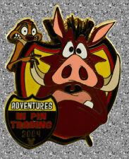 Timon & Pumbaa Mystery Gift Pin - Adventures in Pin Trading DISNEY Pin LE 250