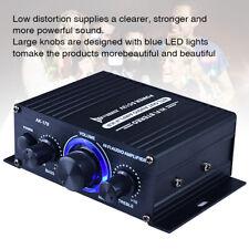 400W DC12V HiFi Power Amplifier Car Stereo Music Receiver FM Radio MP3