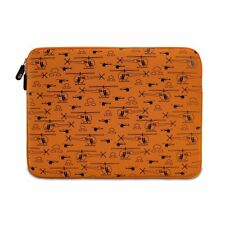 "Paul Frank helicópteros 15"" Laptop Macbook Pro Funda R00123 * PVP £ 49.95*NEW"