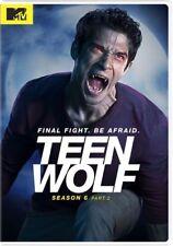 Teen Wolf: Season 6, Part 2 (DVD,2017)