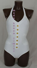 calzedonia donna costume intero piscina nuoto bianco Copenhagen  XS 1 38