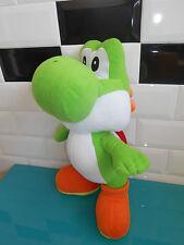 16.11.20.1  Peluche officielle Yoshi vert 33cm Nintendo Mario 2009