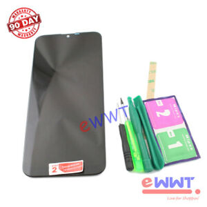 """Black LCD Display w/ Touch Screen +Tools for Nokia 2.3 TA-1214 6.2"""" 2019 FVLQ920"""