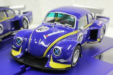 CARRERA 30702 DIGITAL 132 VW VOLKSWAGEN GROUP 5 KAFER NEW 1/32 SLOT CAR W/LIGHTS