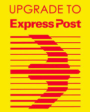 EXPRESS POST UPGRADE - ***SUGARCRAFT BY JEROMI CUSTOMERS ONLY***