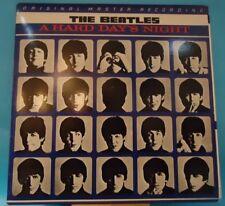LP The Beatles – A Hard Day's Night Vinyl NM Cover VGMobile Fidelity MFSL 1-103