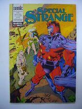 SEMIC MARVEL COMICS SPECIAL STRANGE N° 81 JUILLET 1992 TRES BON ETAT