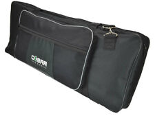 More details for cobra 61 key keyboard bag, padded  1055 x 390 x 155mm - thick foam lining