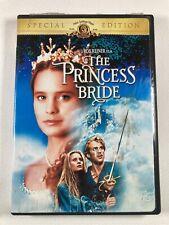 The Princess Bride (Dvd, 1987, Widescreen, Special Edition) Free Shipping