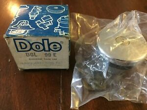 Dole DGL-99E Lock gas cap with 2 keys Alfa Romeo BMW Chevy Ford GMC IHC Itasca