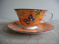 Windsor Cottage Garden Teacup & Saucer