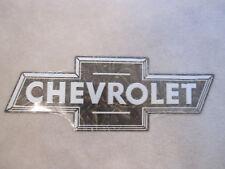 CHEVROLET Bowtie Camo Logo REALTREE Xtra Camoflauge Garage Truck Shop METAL SIGN