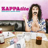 Frank Zappa - ZAPPAtite - Frank Zappa's Tastiest Tracks (NEW CD)