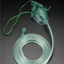 1 x Medical Oxygen Mask Adult Size Oxygen Inhaler Mask