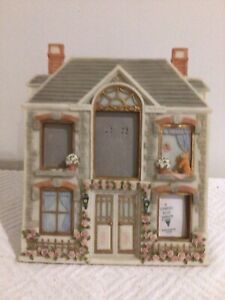 Photo Frame Handpainted House