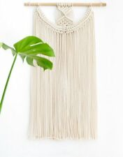 Mkono Macrame Wall Hanging Home Decor