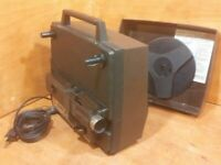 Vintage Gaf 1388 Z 8mm Projector Parts/Repair