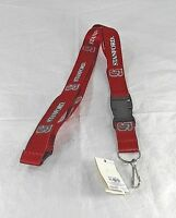 NCAA College Stanford Cardinal Red Lanyard Key Chain W/ Detachable Buckle