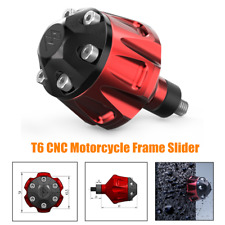1×8mm Screw Motorcycle Scooter Frame Slider Anti Crash Engine Protection Falling