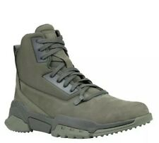 Timberland men's city force mid Boot dark green Size 8
