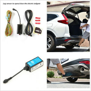 Car Foot Sensor Controlled Powered Tailgate Opening And Closing Auto Accessories