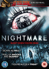 Nightmare (DVD) (NEW AND SEALED) (REGION 2) (FREE POST)