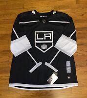 Adidas LA Los Angeles Kings Authentic Pro NHL Hockey Jersey Mens Size 54 CA7090