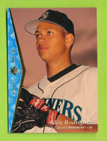 1995 Upper Deck SP Silver - Alex Rodriguez (#188)  Seattle Mariners
