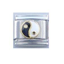 Italian Charms Charm W3 Yin and Yang