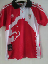 ATLETICO Bilbao 100 ans centenaire home football shirt taille 10 ans / 39002