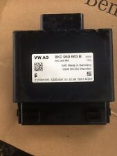 Audi A4, S4 (B8- 8K) 2013 Other control units/ modules 8K0959663B AGV265