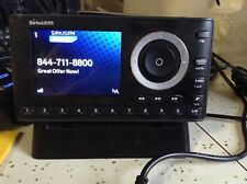 SiriusXm Satellite Radio Sxpl1 Onyx Plus Replacement Radio Only (Black) Used