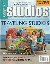 Cloth Paper Scissors STUDIOS (Summer 2014) Traveling Studios ~Take it With ~G252