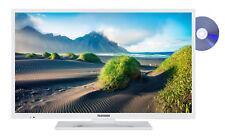 Telefunken XH32D401D-W 32 Zoll SmartTV DVD-Player, HD-TV, Triple-Tuner, WLAN