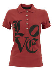 "PHILIPP PLEIN Polo Shirt  "" Love ""  Rarität - Top Zustand"