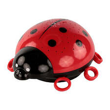 ANSMANN Starlight Ladybug Ladybird Nightlight Projects Actual Star Constellation