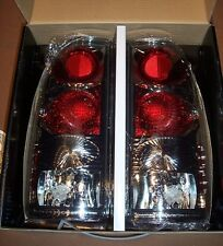 New IPCW Smoked Euro Tail Lights CWT-CE501CS for 1997-2007 Ford F150/F250/F350