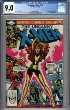 Uncanny X-Men #157 CGC 9.0 VF/NM Starjammers, Deathbird and Brood Appearance WP