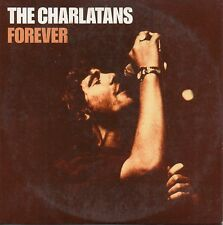 """THE CHARLATANS """"FOREVER"""" RARE PROMO CD SINGLE / ROB COLLINS - THE STONE ROSES"""