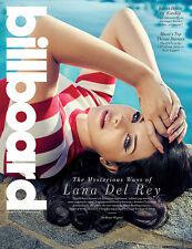 Billboard Magazine Lana Del Rey Arnold Stiefel Madonna Britney Spears James Bay