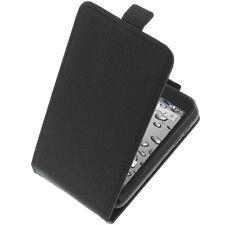 Tasche für Cat S30 Flipstyle Handytasche Schutz hülle Flip Case schwarz