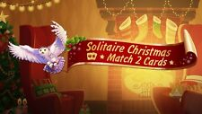 SOLITAIRE CHRISTMAS MATCH 2 CARDS - Steam chiave key - Gioco PC Game - ROW