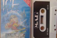 ICE Palace (Mastertronic) C 64 Cassette (Tape) (Game, Manual, Box)