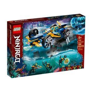 Set Lego Ninjago Bolide Subacqueo dei ninja, età 8+