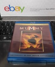 The Mummy Blu Ray disc Deluxe Edition