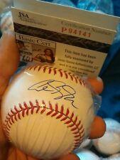 Alex Gordon Royals auto autographed signed Baseball JSA COA certified