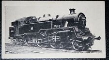 British Railways Standard Class 4  2-6-4 T  Locomotive  Vintage Photo Card  VGC