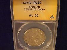 1930      Greece     5 D